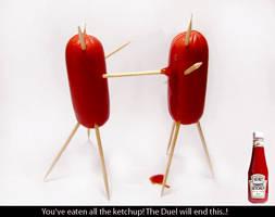 The Duel by dorukkirezci