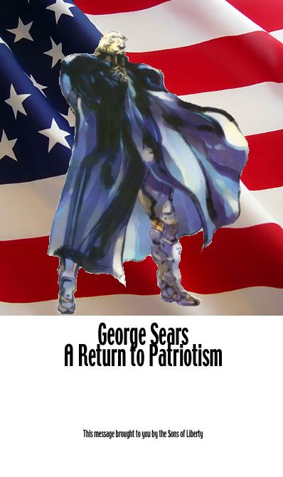 Vote George Sears by Ranfield