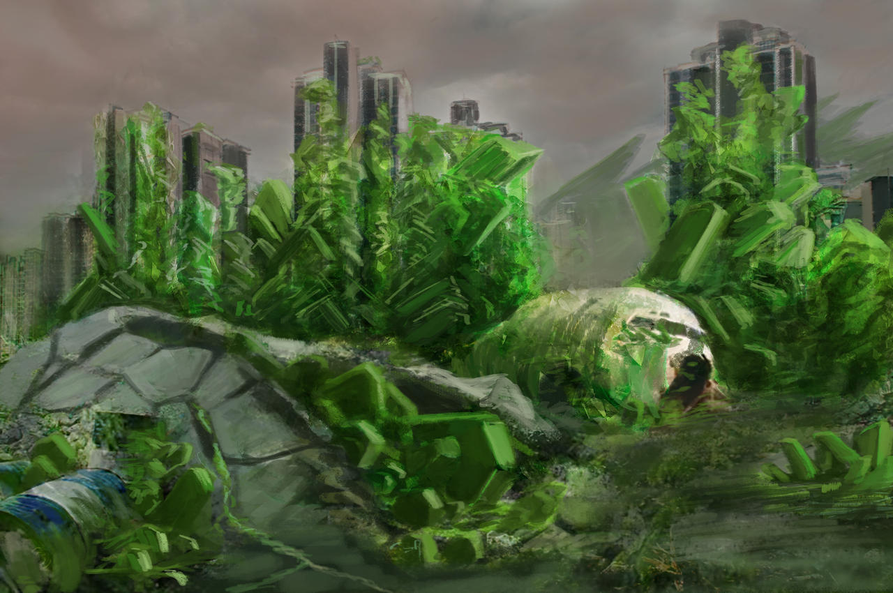 Tiberium Wars: Red Zone by Ranfield