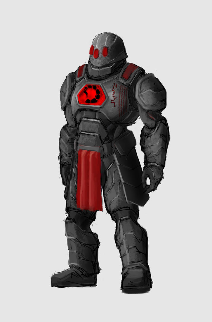 Tiberium Wars: Nod Black Hand by Ranfield