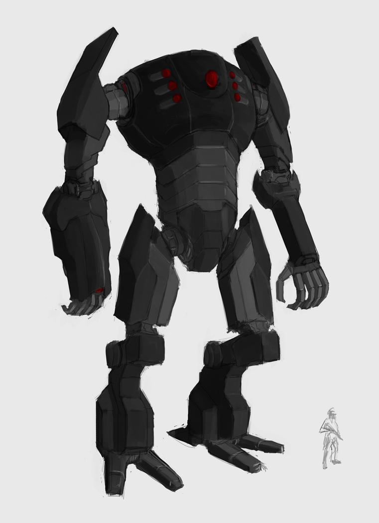 Tiberium Wars: Nod Avatar by Ranfield