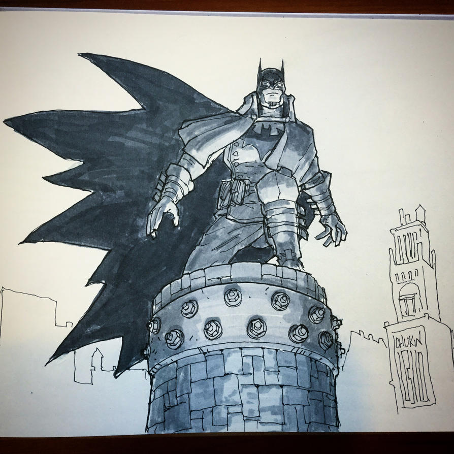 Gotham By Gaslight! by chukw