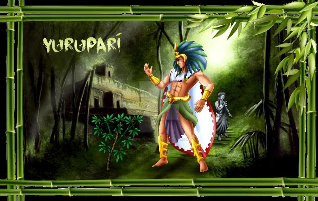 Yurupari by SeishinKonno