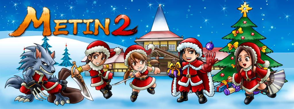 Metin2 Navidad by SeishinKonno