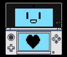 Pixel 3DS by NintendoHeart