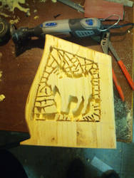 crazy goat house work in progress.... by rivalbox79