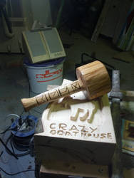 crazy goat house by rivalbox79