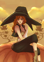 Happy halloween by narilys