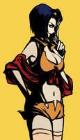 Faye Valentine .:. Cowboy Bebop by narilys