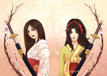 COM :. Cover Katana of Gion .:
