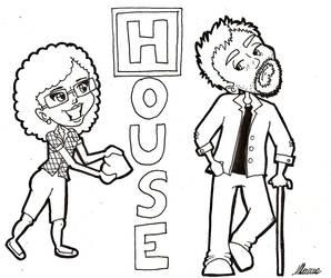 eu e House