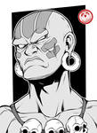 Dhalsim - Street Fighter
