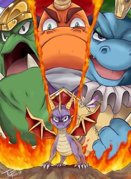Spyro - Trilogy of the Dragon