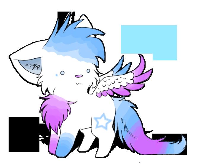 Chibi Starry by starrywolfie