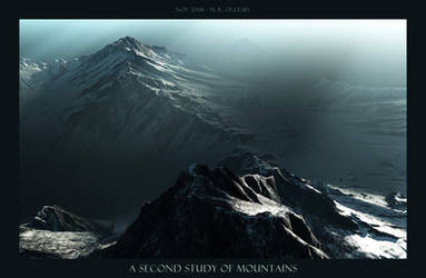 A Second Study of Mountains