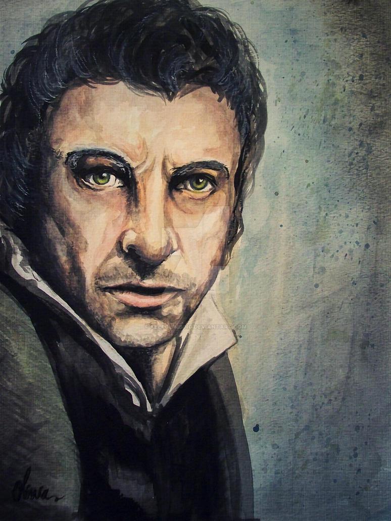 Jean Valjean by KeepClimbing