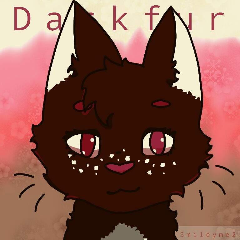 Darkfur Palette Request (OC NOT MINE) by Smileyme2