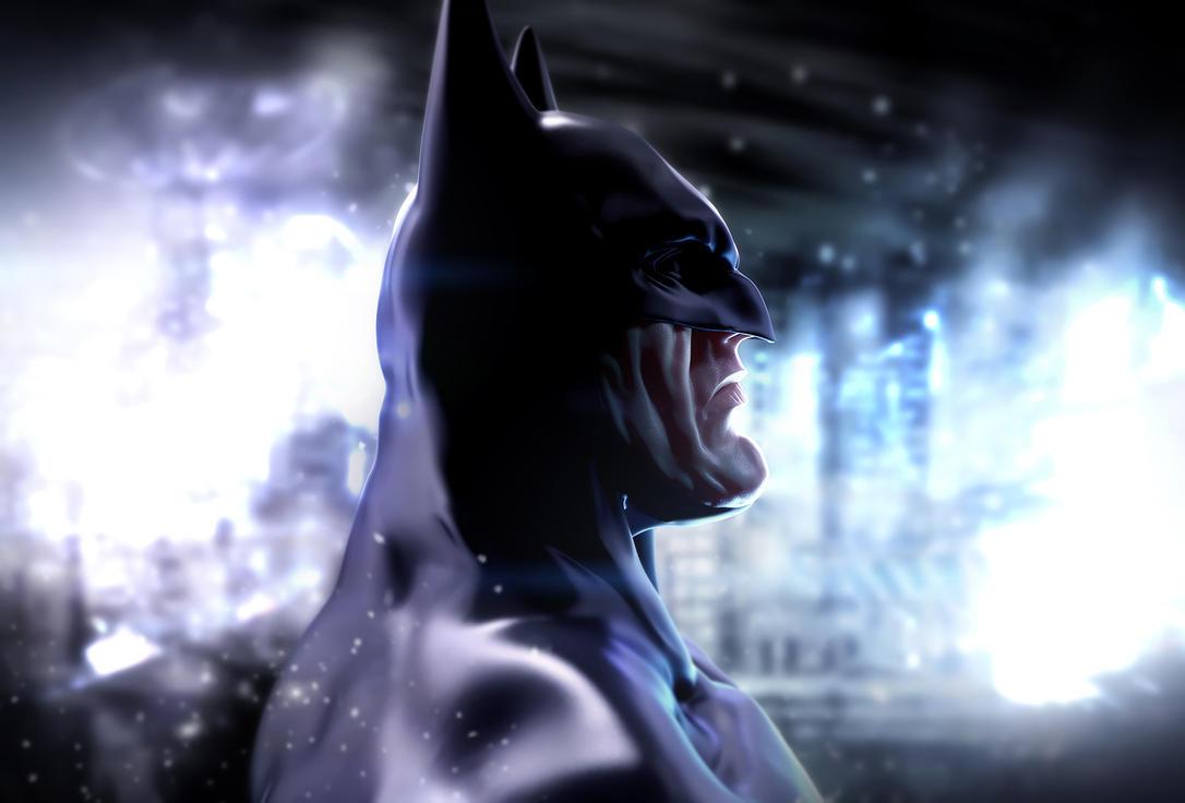 Batman by Donass