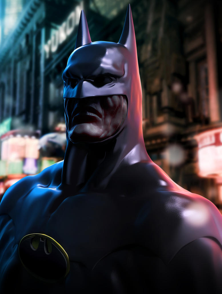 Batman by Donass