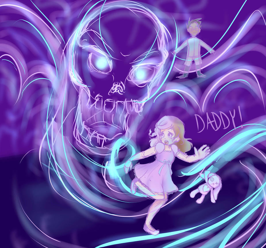 Violet Backstory Sketchr by xXJinx-StarXx