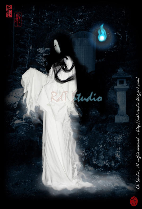 Yurei (+ news) by HeroesDaughter on DeviantArt