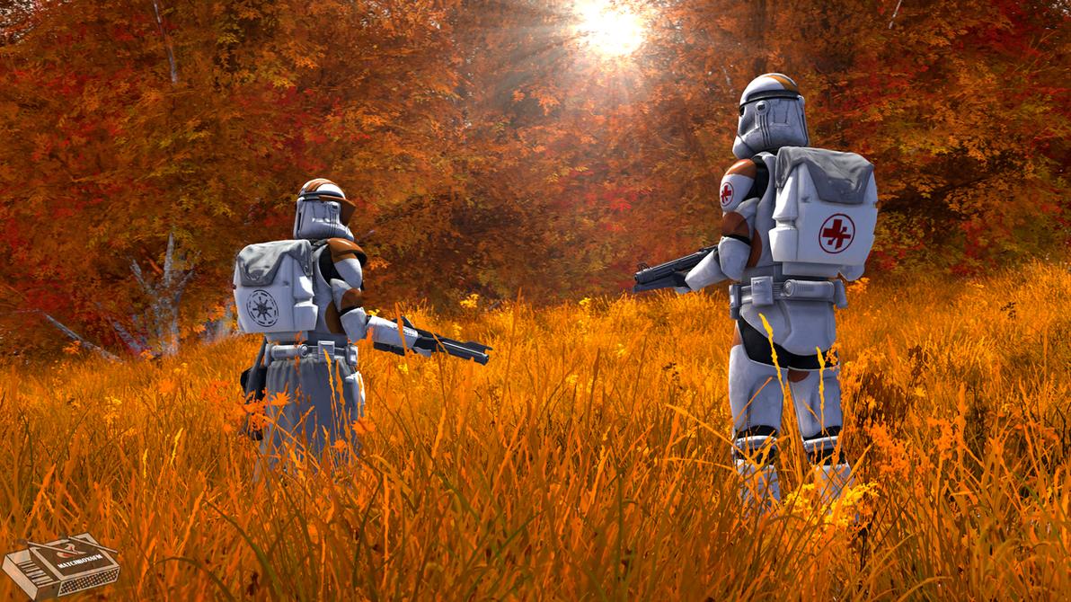 Autumn on Alderaan [SFM 4K] by MatchboxSFM