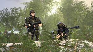 Sentries [SFM 4K]