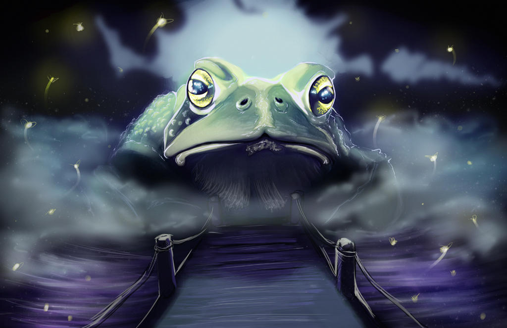 Great Toad by Followthepaws