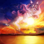 Cloud Cat