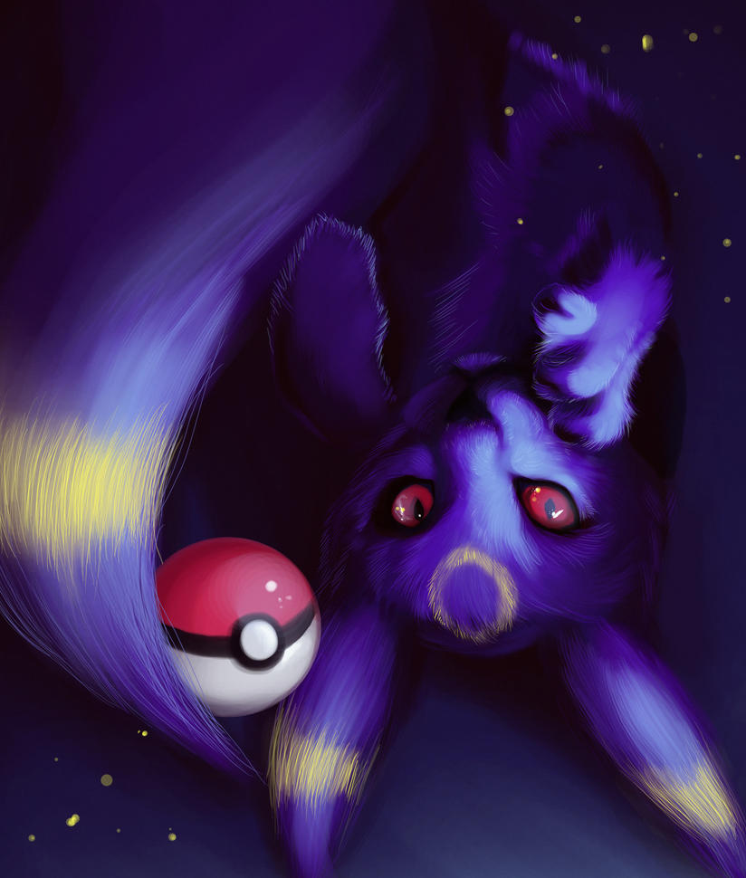 Umbreon by Followthepaws