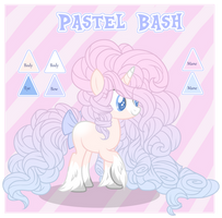 Pastel Bash Regular Mane Ref by AzrealRou