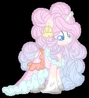 Pastel Bash Gala Dress Ref by AzrealRou