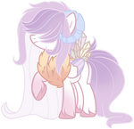Lavender Sleep- Queen of the Dream Realm by AzrealRou