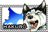 Hakuro stamp by GingaChani