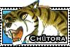 Chutora stamp by GingaChani