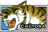 Chutora stamp by GingaChani