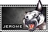 Jerome stamp by GingaChani
