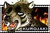 Kurojaki stamp by GingaChani