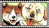 Hiro x Reika stamp by GingaChani