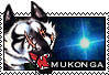 Mukonga stamp by GingaChani