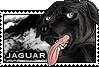 Jaguar stamp by GingaChani