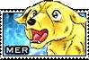 Mer stamp by GingaChani