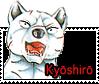 Kyoshiro stamp by GingaChani