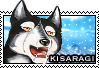 Kisaragi stamp by GingaChani