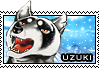 Uzuki stamp by GingaChani