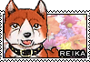 Reika stamp by GingaChani