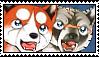 Orion x Yamabiko stamp by GingaChani