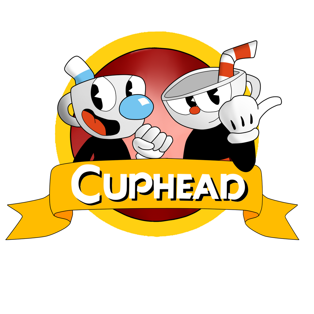Cuphead Sonic The Hedgehog 2 Style Logo By Shaneproduction2014 On Deviantart