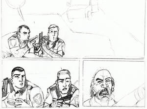 Walking Dead First Page