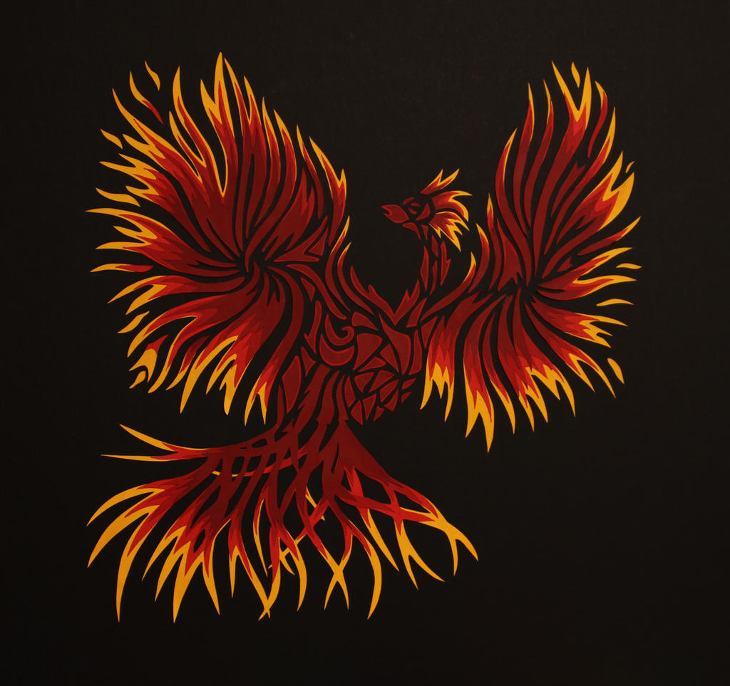 a paper on the symbol of phoenix in fahrenheit 451 In the novel fahrenheit 451,  he even draws the attention of the reader to the symbol of the phoenix placed on the  would you like to get such a paper.
